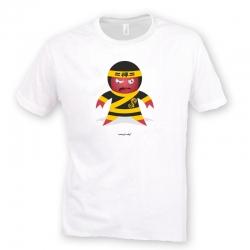 Camiseta Rocky El Karateca