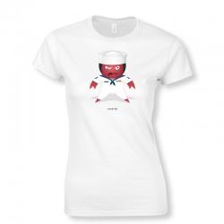 Camiseta Rocky El Marinerico