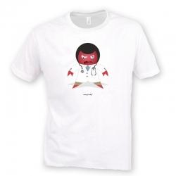 Camiseta Rocky El Médico