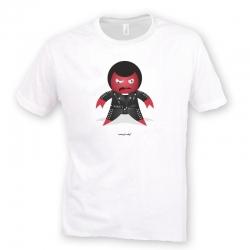 Camiseta Rocky El Metalerico