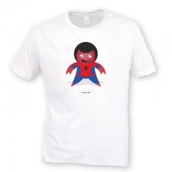 Camiseta Rolly El Arañica