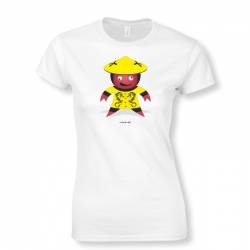 Camiseta Rolly El Chinico