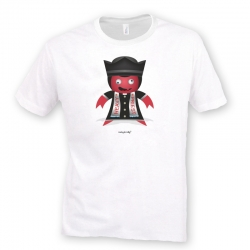 Camiseta Rolly El Curica Rockerico