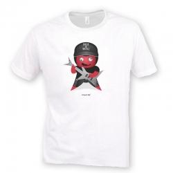 Camiseta Rolly El Guitarrerico