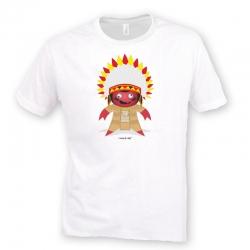 Camiseta Rolly El Indio