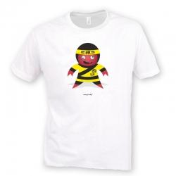 Camiseta Rolly El Karateca