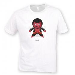 Camiseta Rolly El Militarico
