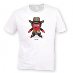 Camiseta Rolly El Pistolerico