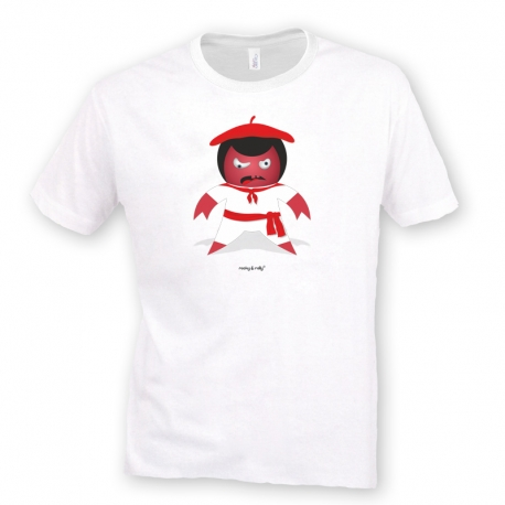 Camiseta Rocky El Pamplonica