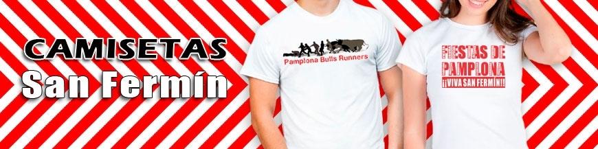 Camisetas Sanfermineras