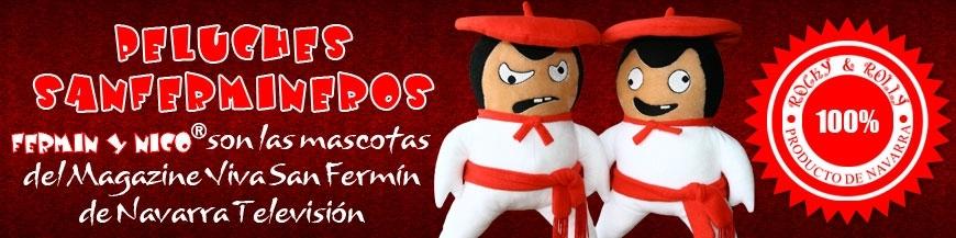 San Fermín Soft Toys